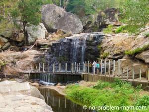 Cascades de Panchalingam - Thirumoorthy