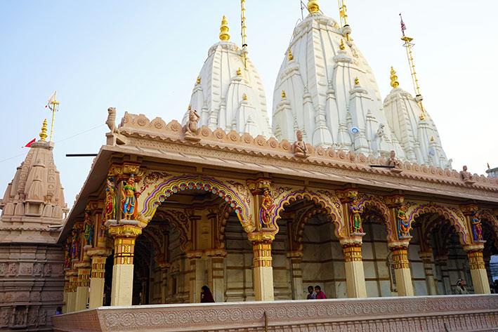 Temple de Swaminarayan Kalupur