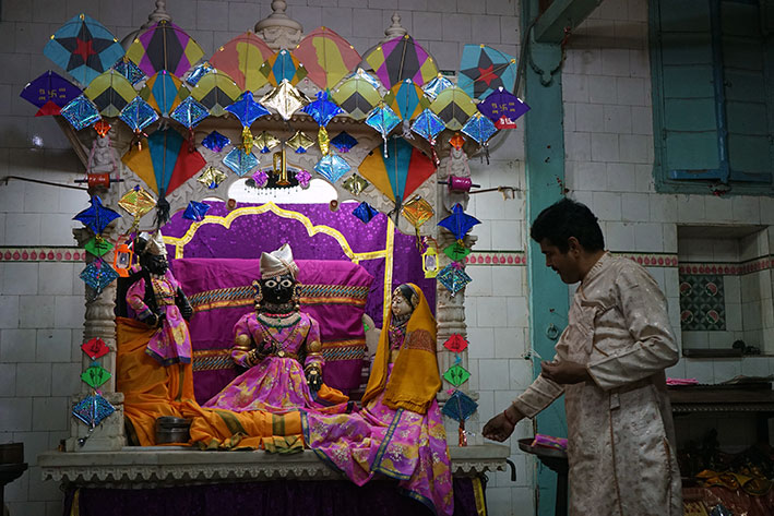 Kala Ramji Mandir - Haja Patelni Pol