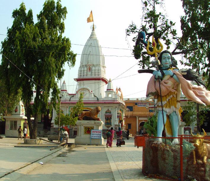 Temple Daksha Mahadev