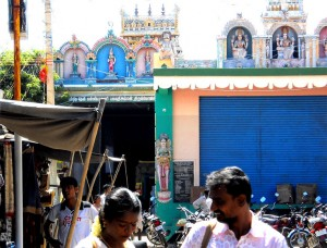 Kanya kumari Bagavathy temple