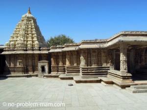 Talakadu temples - Vaidyeshvara Temple