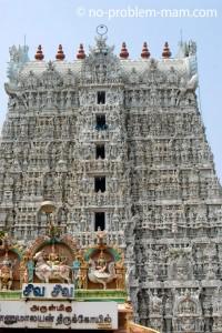 Thanumalayan - Suchindrum Temple