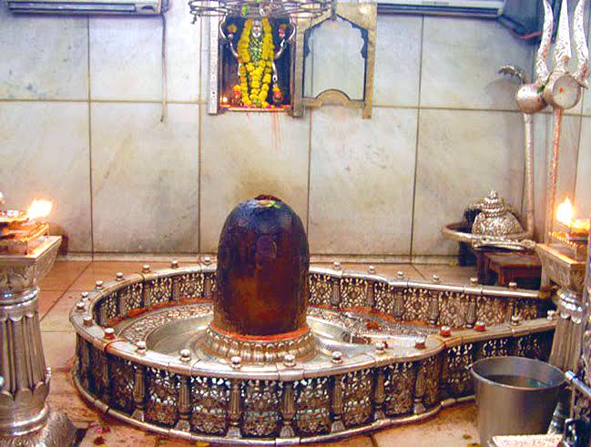 Shri Mahakaleswar ujjain jyotir lingam