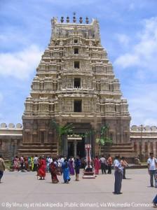 temple Ranganthaswamy -Srirangapatna