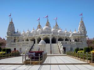 Sri Swaminarayan temple