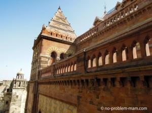 Prag Mahal Palace bhuj