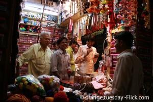 Bhuj bazaar