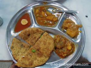 Paratha Gali - Chandni Chowk