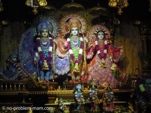 Sri Radha Parthasarathi ISKCON Temple