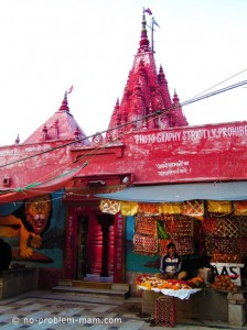 Durga (Monkey) Temple
