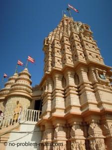 Swaminarayan temple - Dwarka