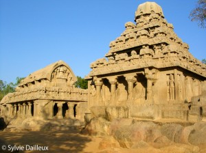 Mahabalipuram Pancha Rathas