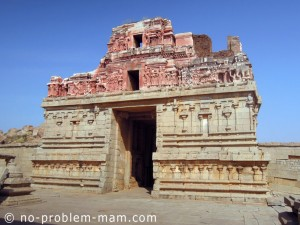 Krishna Temple Hampi