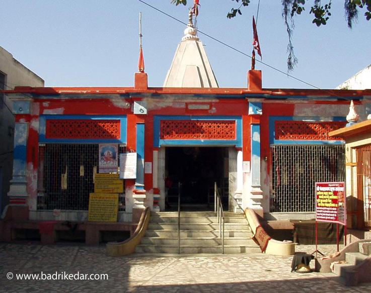 Maya Devi temple Haridwar