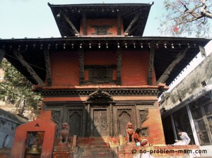 Nepali temple (Kathwala temple)