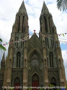 Eglise Saint Philomena