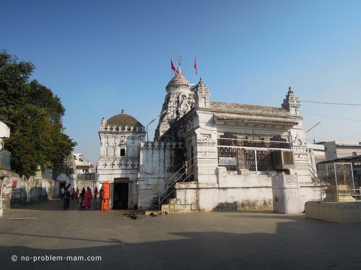 Shri Rajiv Lochan temple