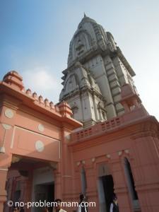 New Viswanath Temple