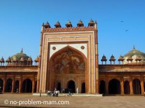 La Buland Darwaza ou Sublime Porte