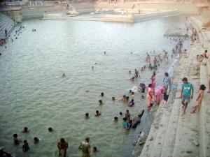 Radha kund