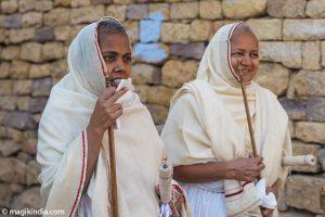 jain-pilgrims, religion, india