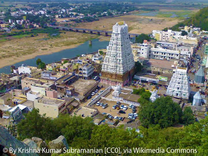 Kalahasti_temple