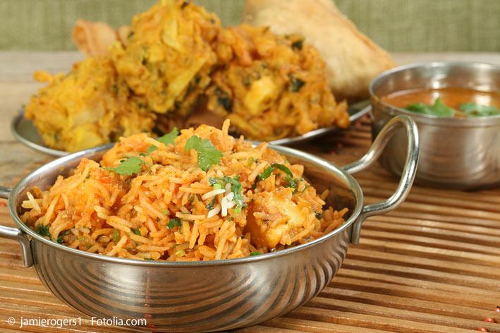 Cuisine indienne magik india - Cuisine indienne biryani ...