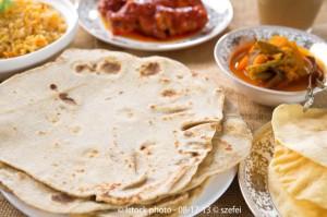 chapati indian bread