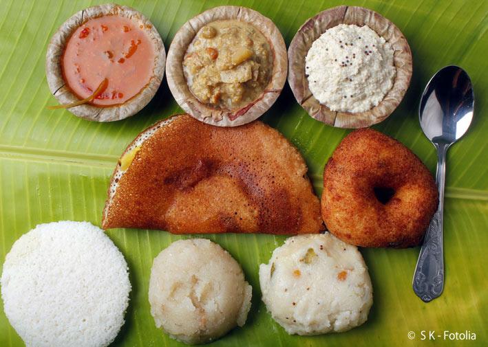 masala dosa indian breakfast