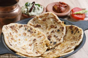 paratha indian bread
