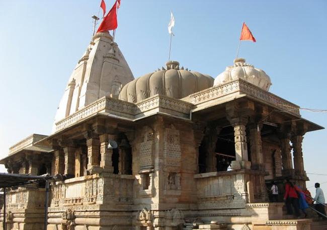 Temple Kalika Mata