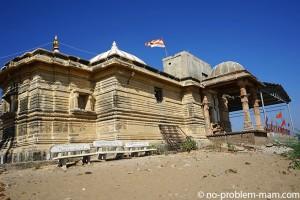 Temple de Bhavani Mahuva