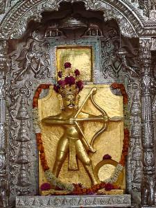Ghantakarna Mahavir mahudi