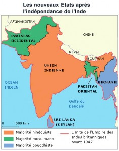 inde partition