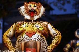 tiger-danse