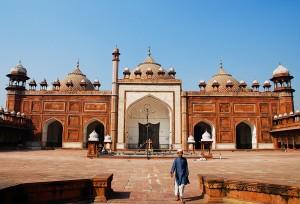 Jama-Masjid-in-Agra