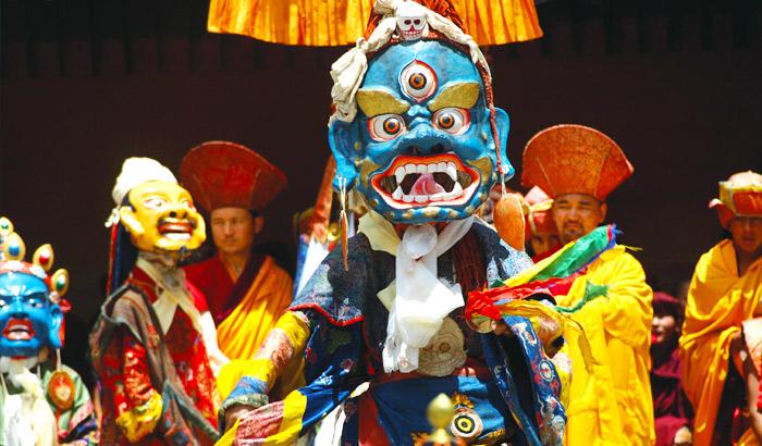 Losar-Festival-Leh