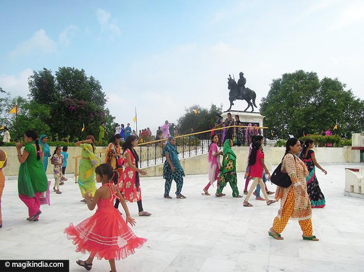 Moti Magri - Udaipur