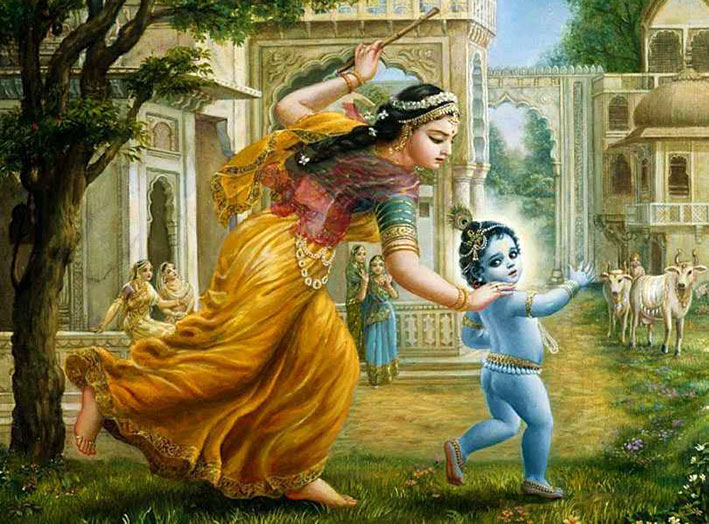 krishna birth yashoda