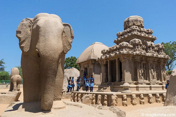 Mahabalipuram Mamallapuram