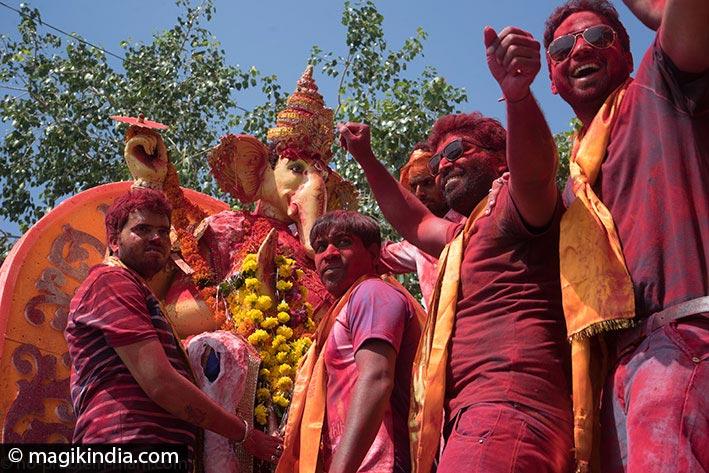 Ganesha Chaturthi Udaipur, Rajasthan