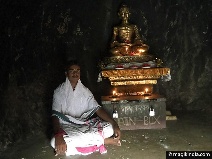 bodhgaya dungeshwari caves