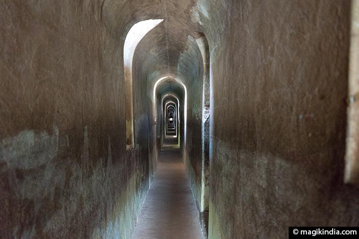 lucknow bara imambara labyrinth