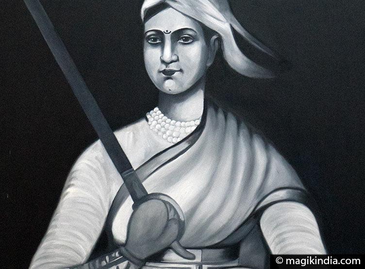 lucknow Rani Jhansi Lakshmibai
