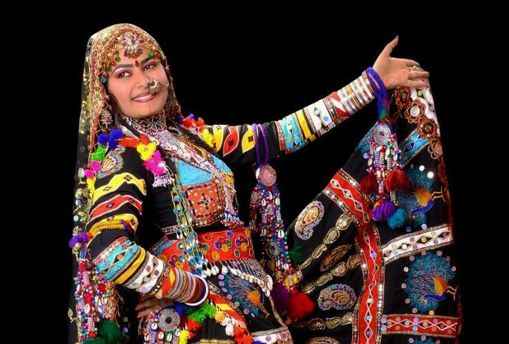 danses folkloriques rajasthan