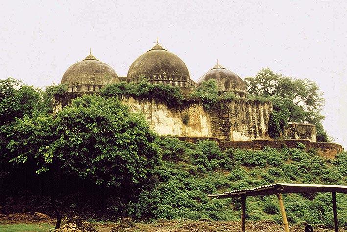 ayodhya badri mosque