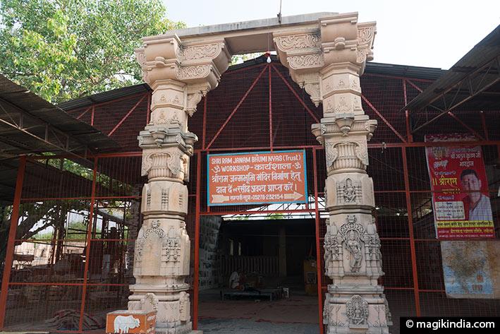 ayodhya rama workshop